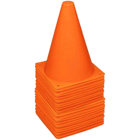 BLQH 36 Pack Sport Training Cone Sets