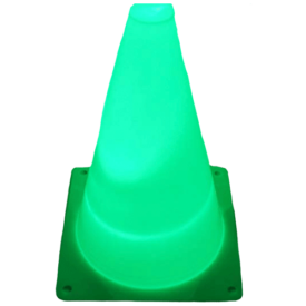 GlowCity Light-Up Soccer Training Cones