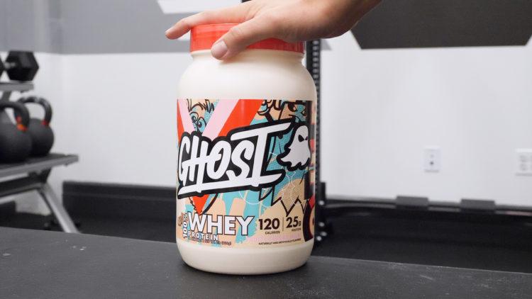 ghost fruity cereal milk