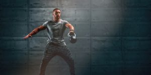 kettlebell one arm swing featured