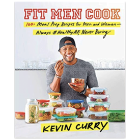 Fit Men Cook: 100+ Meal Prep Recipes for Men and Women - Always #HealthyAF, Never Boring