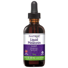 Natrol Liquid Melatonin