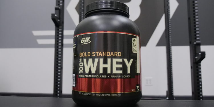 Optimum Nutrition Gold Standard Whey white chocolate flavor