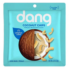 Coconut chips by DANG