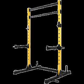 HulkFit Multi-Function Adjustable Power Rack