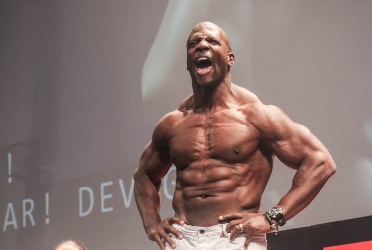 terry crews muscles