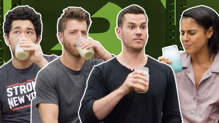 We Try the 5 Weirdest Whey Protein Flavors