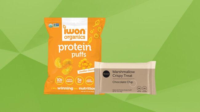 Best Protein Puffs