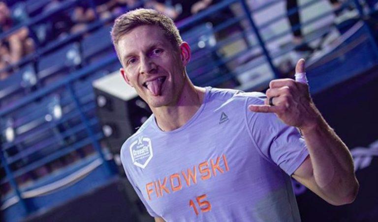 Brent Fikowski Dubai CrossFit Championship