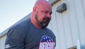Brian Shaw Arnold Strongman USA