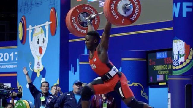 CJ Cummings Youth World Record