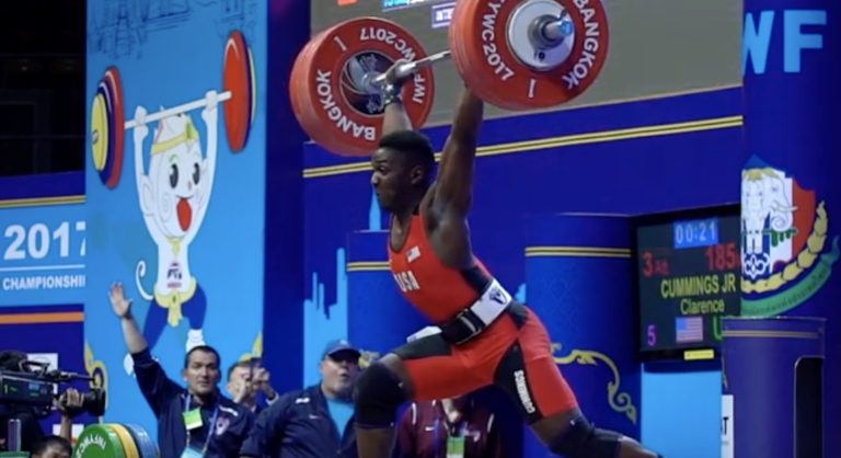 CJ Cummings Youth World Record