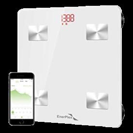 EnerPlex Fit 2020 Model Bluetooth Body Fat Scale