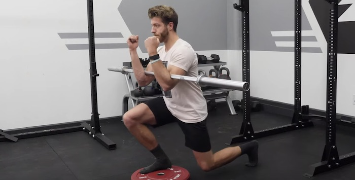Front Foot Elevated Zercher Split Squat Benefits