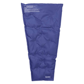 Inerzen Hot or Cold Full Leg Sports Therapy Gel Pad