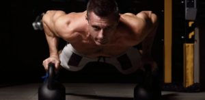 Kettlebell Exercise to Improve Bench Press