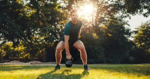 Kettlebell Workouts for Burning Fat