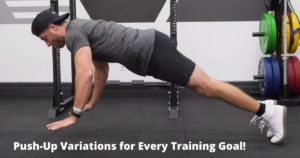 Push-Up Variations for Every Training Goal!