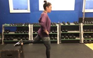 Rear Foot Elevated Split Squat Top