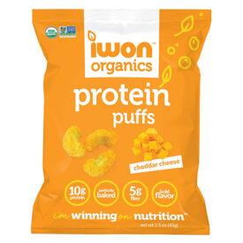 iwon organics Protein Puffs