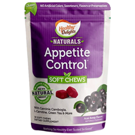 Healthy Delights Naturals Appetite Control Soft Chews