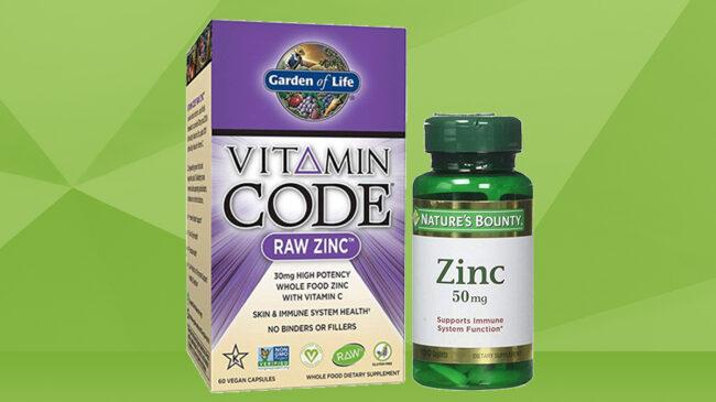 Best Zinc Supplements Featured Image