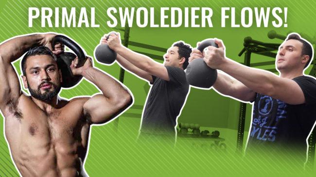 Primal Swoledier Kettlebell Flows
