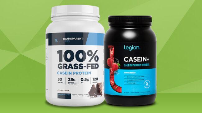 Best Casein Supplements