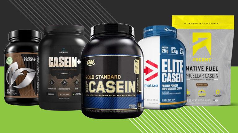 Best Casein Proteins