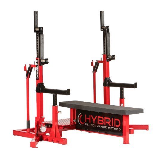 Ghost Strong Combo Rack