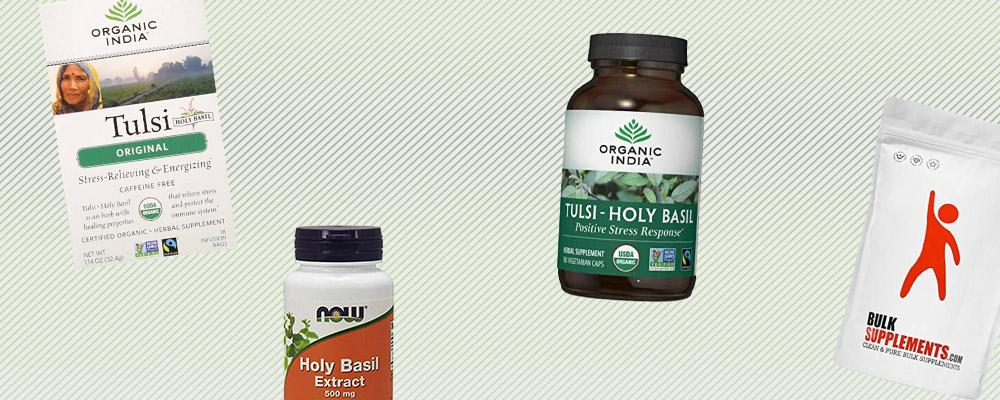 Best Holy Basil