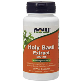 NOW Supplements Holy Basil Extract