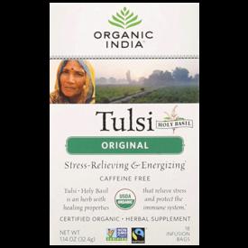 Organic India Tulsi Tea Bags