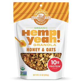 Manitoba Harvest Hemp Yeah! Honey and Oats