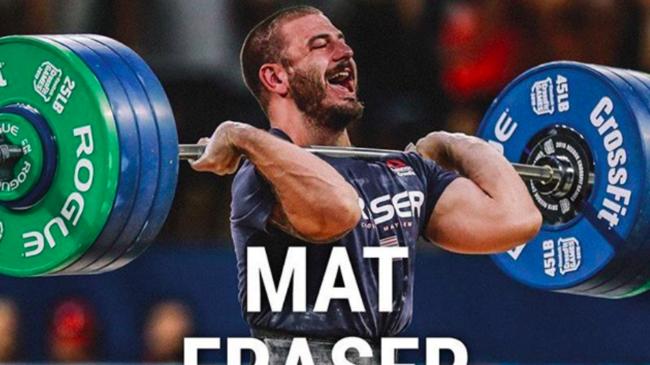 Mat Fraser Strength in Depth