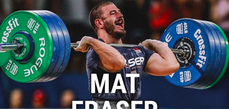Mat Fraser Strength in Depth