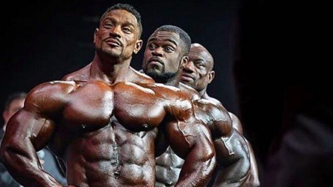 Roelly Winklaar Bodybuilding Lineup