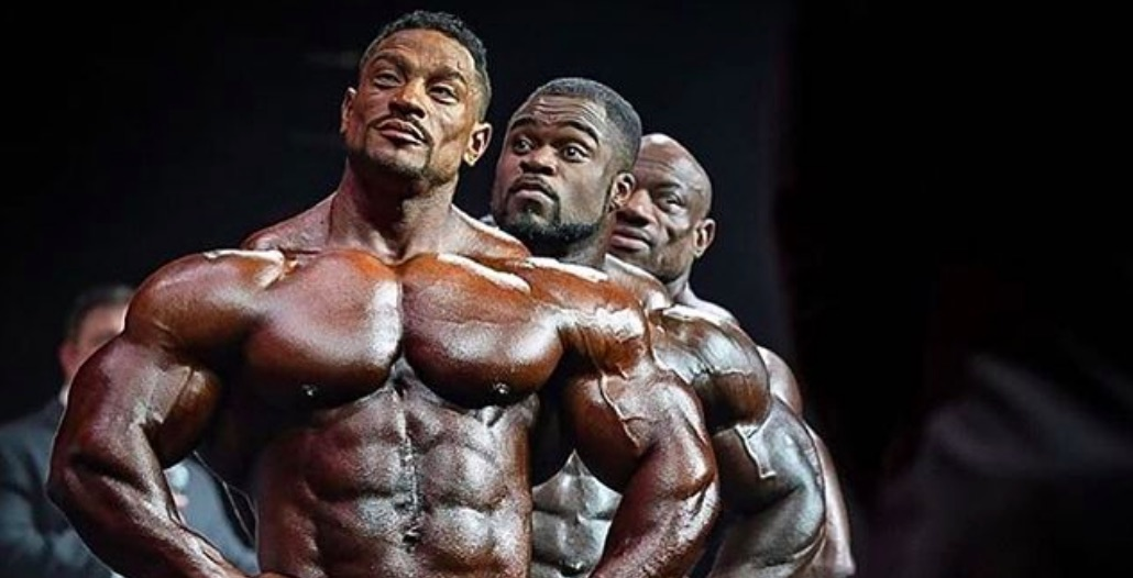 Roelly Winklaar Is Out of 2020 Arnold Classic - BarBend