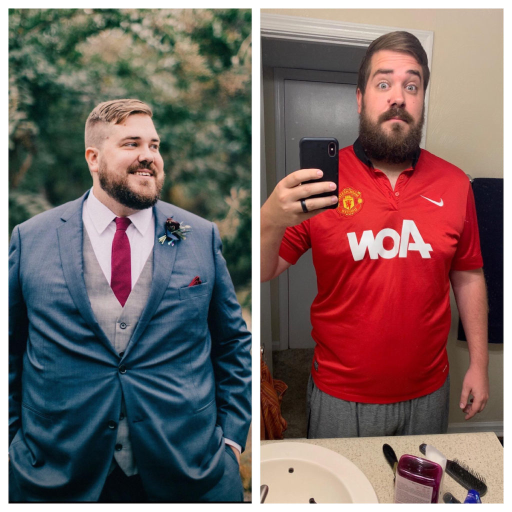 Ryan Grover Weight Loss