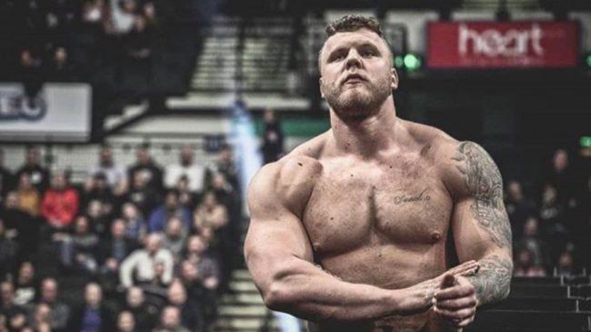 Stoltman Britains Strongest Man