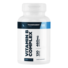Transparent Labs RawSeries Vitamin B Complex
