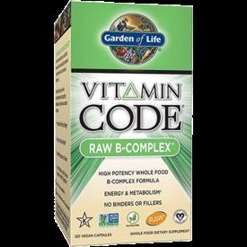Garden of Life Vitamin B Complex