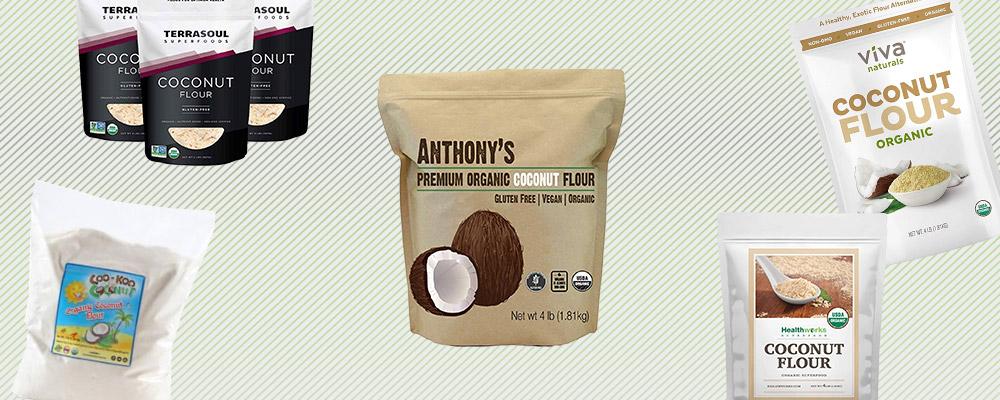 best coconut flour