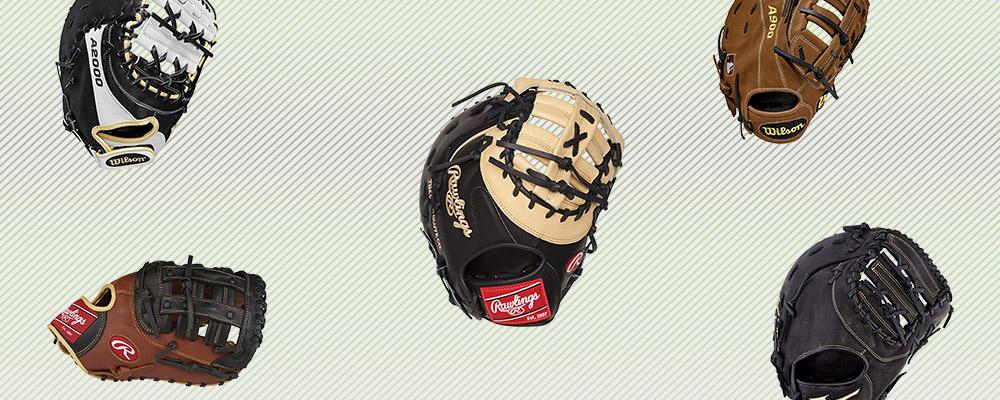 best first baseman gloves