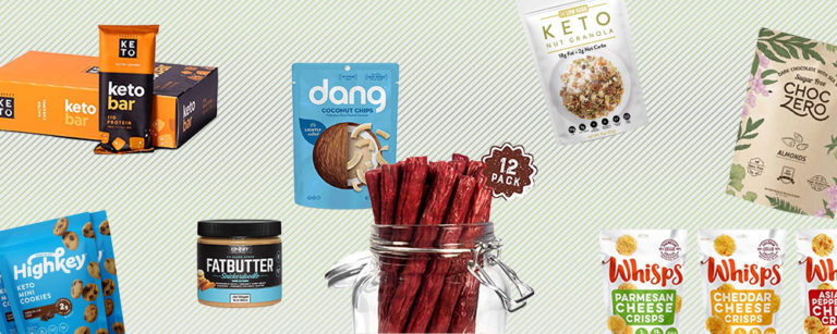 best keto snacks