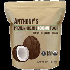 Anthony's Premium Organic Coconut Flour
