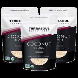 Terrasoul Superfoods Coconut Flour