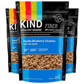 KIND Vanilla Blueberry Clusters