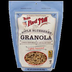 Bob's Red Mill Apple Blueberry Granola