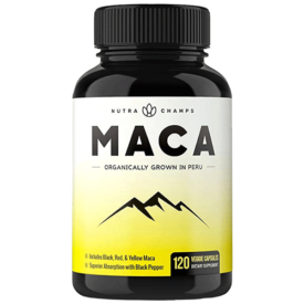 Nutra Champs Maca